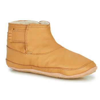 Pantofi Copii Papuci de casă Easy Peasy BOOBOOTIES Maro