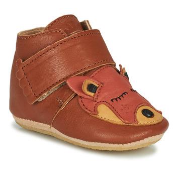 Pantofi Copii Papuci de casă Easy Peasy KINY PT PANDA Maro