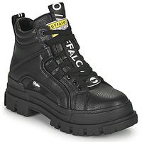 Pantofi Femei Ghete Buffalo ASPHA NC MID Negru