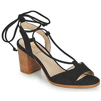 Pantofi Femei Sandale  San Marina ANANDO/VEL Negru