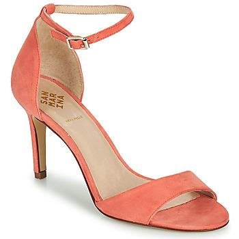 Pantofi Femei Sandale  San Marina ARLANA/VEL Roz
