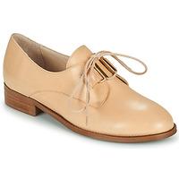 Pantofi Femei Pantofi Derby San Marina MAELICE Nude