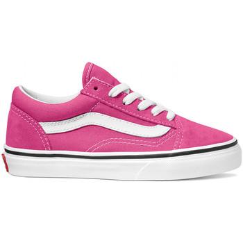 Pantofi Copii Pantofi de skate Vans Old skool violet