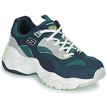 Pantofi Femei Pantofi sport Casual Skechers D'LITES 3.0/OCEAN CLOUD Albastru