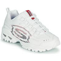 Pantofi Femei Pantofi sport Casual Skechers ENERGY/SKY VISION Alb