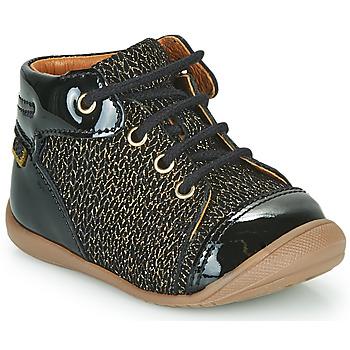 Pantofi Fete Pantofi sport stil gheata GBB OLSA Negru