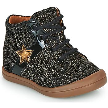 Pantofi Fete Pantofi sport stil gheata GBB DUANA Negru