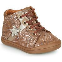 Pantofi Fete Pantofi sport stil gheata GBB DUANA Bej