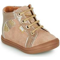 Pantofi Fete Pantofi sport stil gheata GBB PRUNE Bej