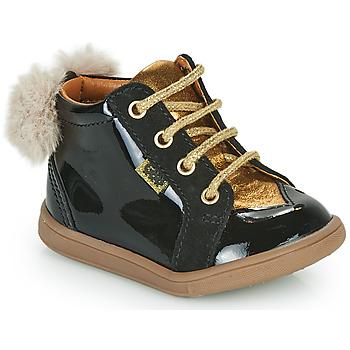 Pantofi Fete Pantofi sport stil gheata GBB SISSY Negru
