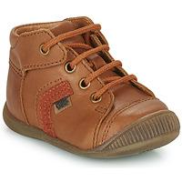 Pantofi Băieți Pantofi sport stil gheata GBB GARY Maro
