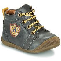 Pantofi Băieți Pantofi sport stil gheata GBB EDWIN Gri