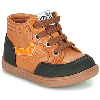 Pantofi Băieți Pantofi sport stil gheata GBB VIGO Maro