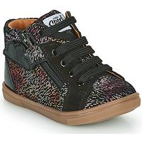 Pantofi Fete Pantofi sport stil gheata GBB VALA Negru