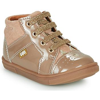 Pantofi Fete Pantofi sport stil gheata GBB THEANA Bej