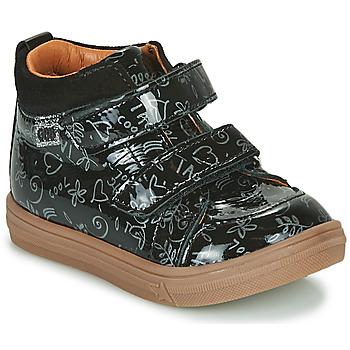 Pantofi Fete Pantofi sport stil gheata GBB DOMENA Negru