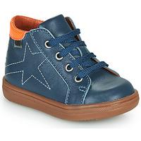 Pantofi Băieți Pantofi sport stil gheata GBB DOMINICO Albastru