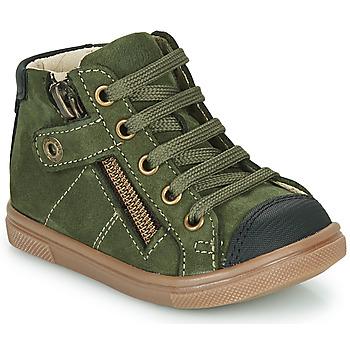 Pantofi Băieți Pantofi sport stil gheata GBB KAMIL Verde