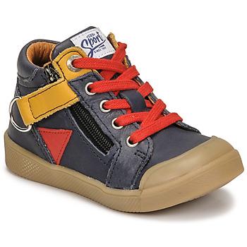 Pantofi Băieți Pantofi sport stil gheata GBB TIMOTHE Albastru