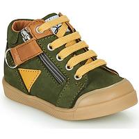 Pantofi Băieți Pantofi sport stil gheata GBB TIMOTHE Verde