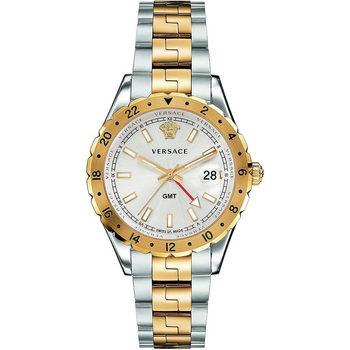 Ceasuri & Bijuterii Bărbați Ceasuri Analogice Versace V11030015, Quartz, 42mm, 5ATM Auriu
