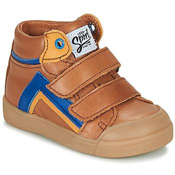 Pantofi Băieți Pantofi sport stil gheata GBB ERNEST Maro