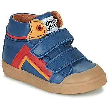 Pantofi Băieți Pantofi sport stil gheata GBB ERNEST Albastru