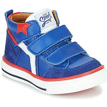 Pantofi Băieți Pantofi sport stil gheata GBB FLAVIO Albastru