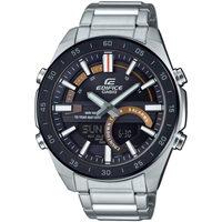 Ceasuri & Bijuterii Bărbați Ceasuri Analogice Casio ERA-120DB-1BVEF, Quartz, 47mm, 10ATM Argintiu