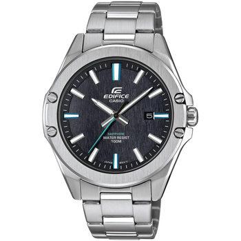 Ceasuri & Bijuterii Bărbați Ceasuri Analogice Casio EFR-S107D-1AVUEF, Quartz, 41mm, 10ATM Argintiu