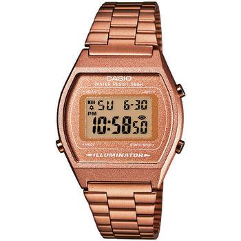 Ceasuri & Bijuterii Bărbați Ceasuri Digitale Casio B640WC-5AEF, Quartz, 35mm, 5ATM Maro