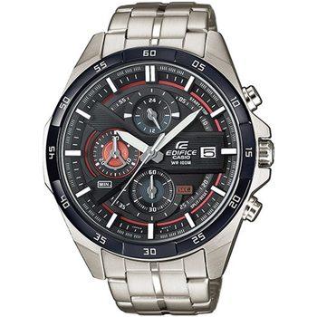 Ceasuri & Bijuterii Bărbați Ceasuri Analogice Casio EFR-556DB-1AVUEF, Quartz, 46mm, 10ATM Argintiu