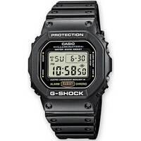Ceasuri & Bijuterii Bărbați Ceasuri Digitale Casio DW-5600E-1VER, Quartz, 43mm, 20ATM Negru