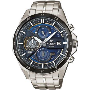 Ceasuri & Bijuterii Bărbați Ceasuri Analogice Casio EFR-556DB-2AVUEF, Quartz, 46mm, 10ATM Argintiu