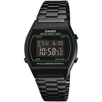 Ceasuri & Bijuterii Bărbați Ceasuri Digitale Casio B640WB-1BEF, Quartz, 35mm, 5ATM Negru