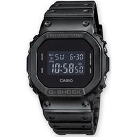 Ceasuri & Bijuterii Bărbați Ceasuri Digitale Casio DW-5600BB-1ER, Quartz, 43mm, 20ATM Negru