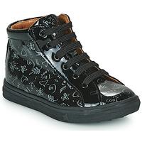 Pantofi Fete Pantofi sport stil gheata GBB PHILEMA Negru