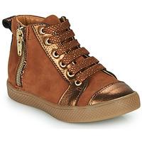 Pantofi Fete Pantofi sport stil gheata GBB SAVIA Maro