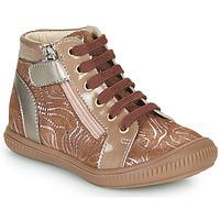 Pantofi Fete Pantofi sport stil gheata GBB RACHIDA Bej