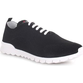 Pantofi Bărbați Pantofi sport Casual Kiton USSFITSN008090300P Black