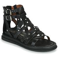 Pantofi Femei Sandale  Airstep / A.S.98 POLA FLASH Negru