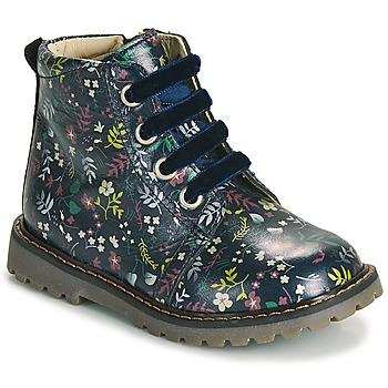 Pantofi Fete Pantofi sport stil gheata GBB NAREA Albastru
