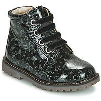 Pantofi Fete Pantofi sport stil gheata GBB NAREA Negru