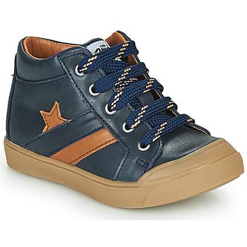 Pantofi Băieți Pantofi sport stil gheata GBB LEON Albastru