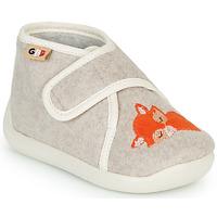 Pantofi Copii Papuci de casă GBB APOCHOU Bej