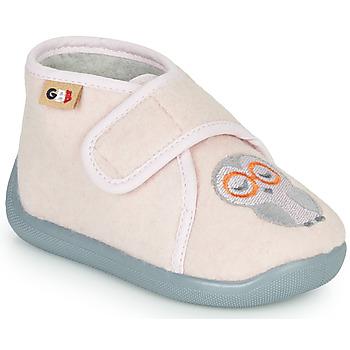 Pantofi Fete Papuci de casă GBB APOCHOU Roz