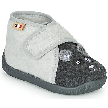 Pantofi Copii Papuci de casă GBB APOCHOU Negru