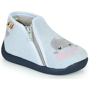 Pantofi Fete Papuci de casă GBB APOPOTAM Albastru