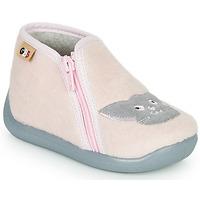 Pantofi Fete Papuci de casă GBB APOPOTAM Roz