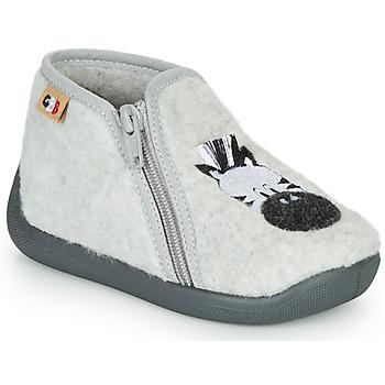 Pantofi Fete Papuci de casă GBB APOPOTAM Gri